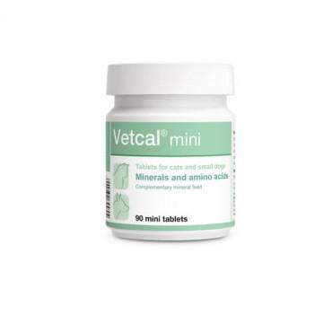 Minerālu papildbarība suņiem Dolfos Vetcal bez fosfora diēta 90 mini tab