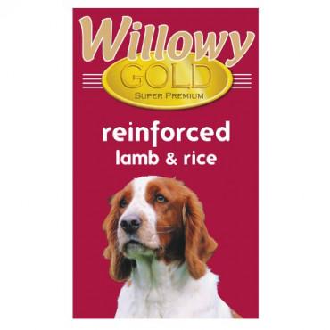 Sausā barība pieaugušiem suņiem Willowy GOLD PREMIUM Lamb & Rice ar jēru un rīsiem 15 kg