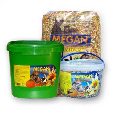 Grauzēju barība Megan Basic food 20 kg